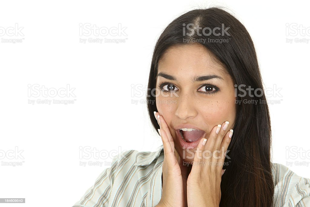 What a Surprise! royalty-free stock photo