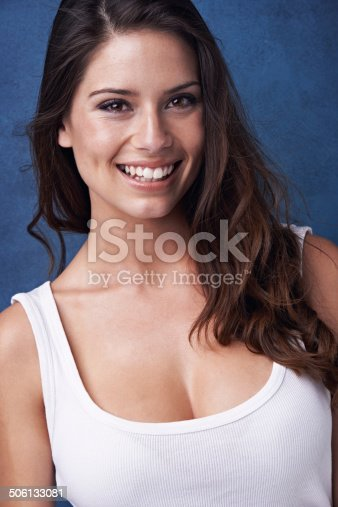 istock What an amazing smile! 506133081