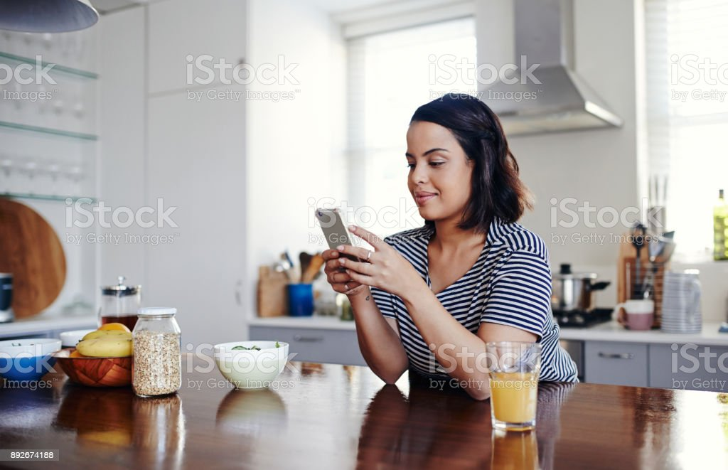 What are our plans for today? stock photo