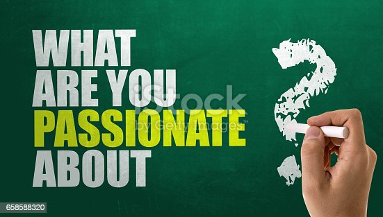 465474428 istock photo What Are You Passionate About? 658588320
