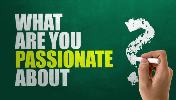 what are you passionate about? - danke an lehrerin stock-fotos und bilder