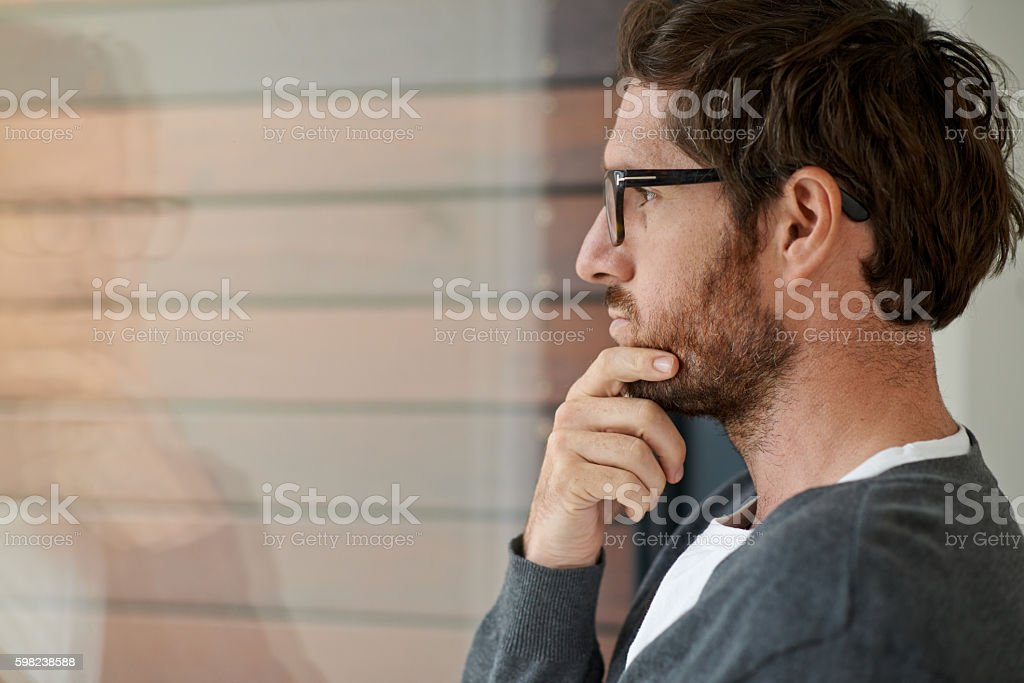 What can I do to change that? stock photo