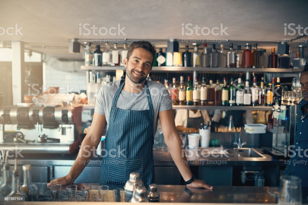 What can I make for you today? - foto stock