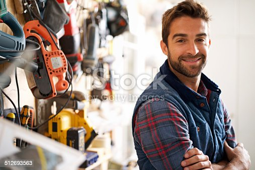 istock What can I repair for you today? 512693563