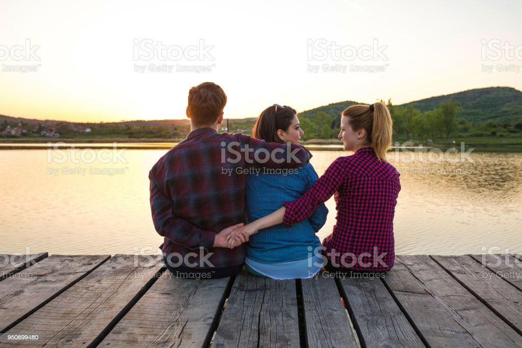 what counts as cheating in a relationship? stock photo