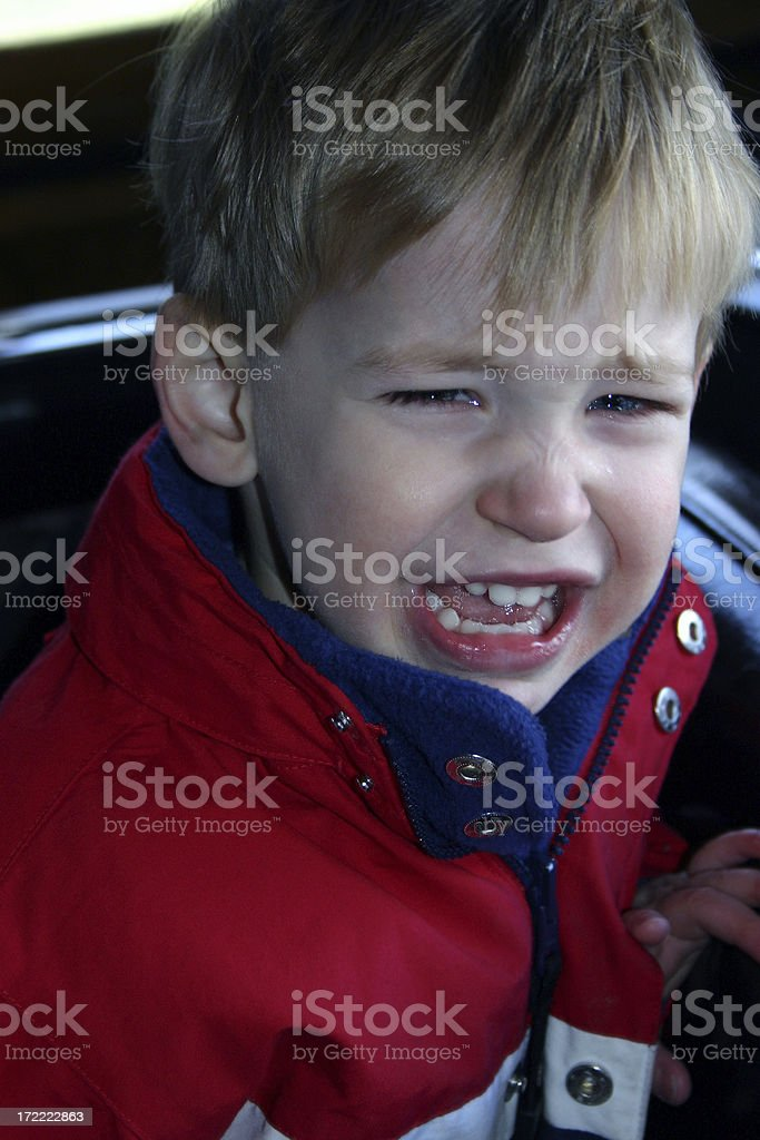 What do you mean NO??? royalty-free stock photo