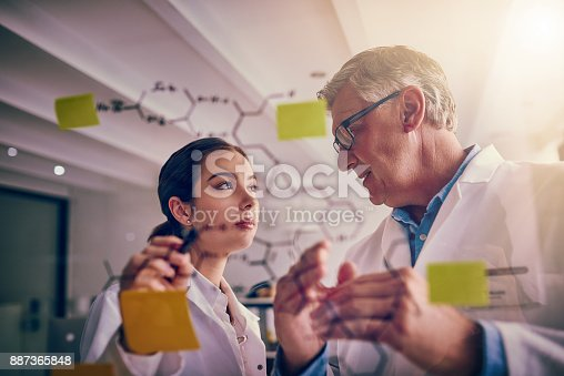 istock What do you think about my theory? 887365848