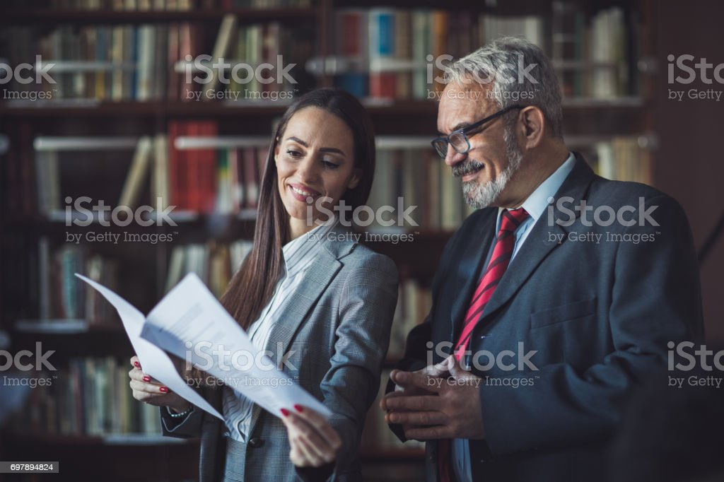What do you think about these reports? stock photo