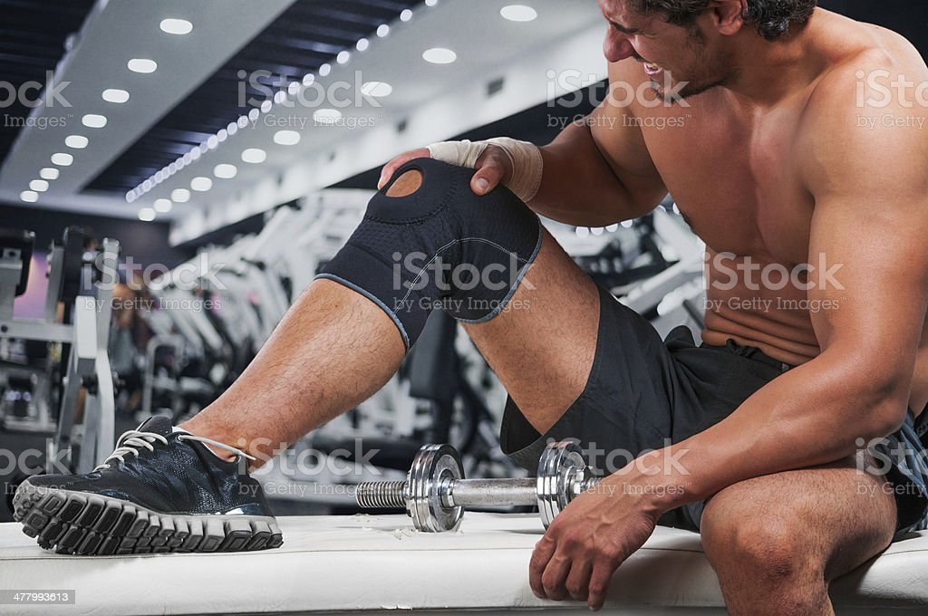 What hurts more stock photo