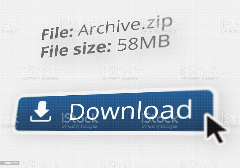 What is in the archive, I wonder? stock photo