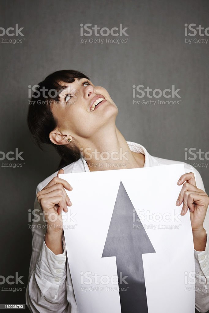 What is up there royalty-free stock photo