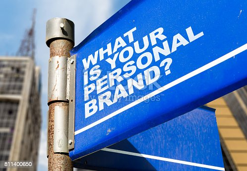 1140385944 istock photo What is Your Personal Brand? 811400650