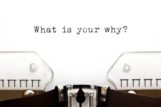 what is your why existential question - образ жизни стоковые фото и изображения