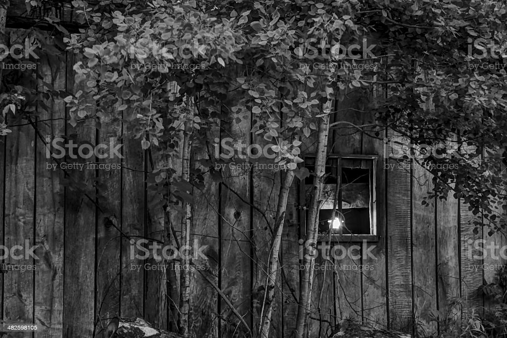 What Lies Within stock photo