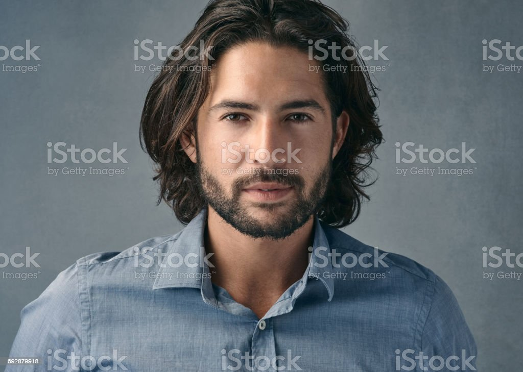 What more can a girl ask for? stock photo