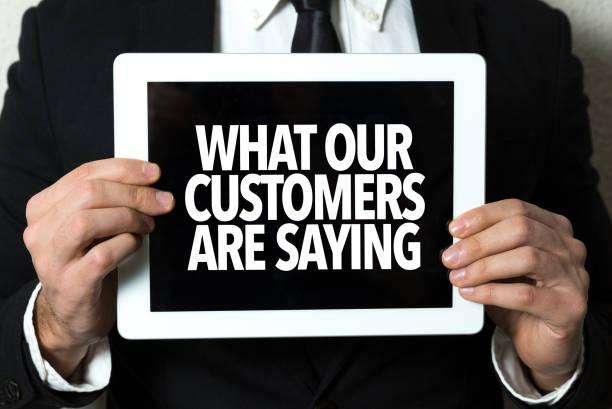 Ce que disent nos clients - Photo