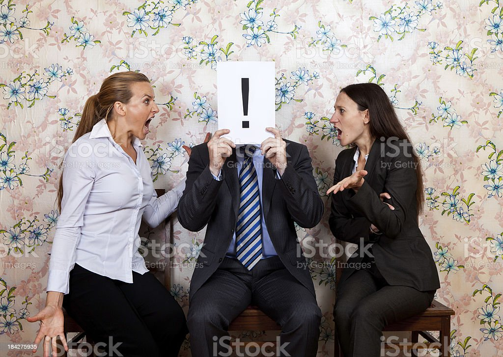 What!!? stock photo