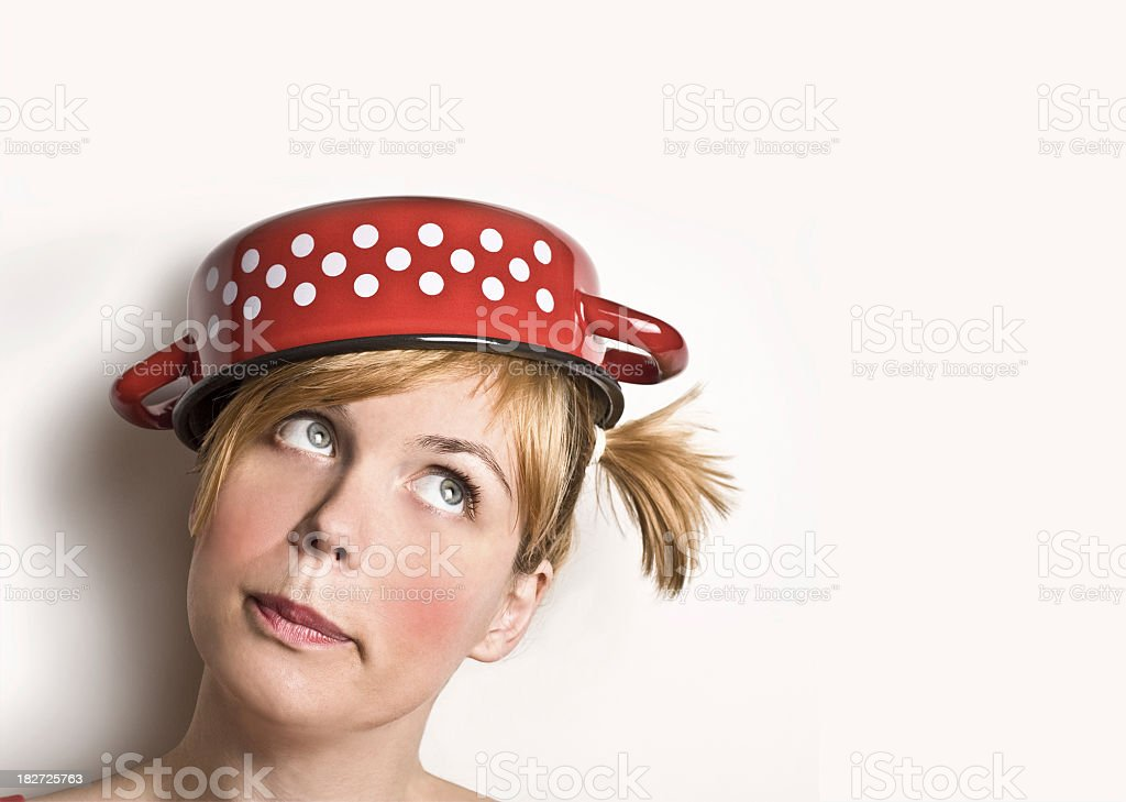 what should I cook? stock photo