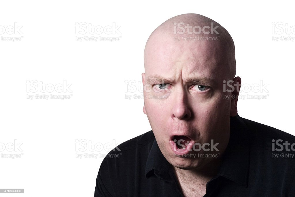 What The...! royalty-free stock photo