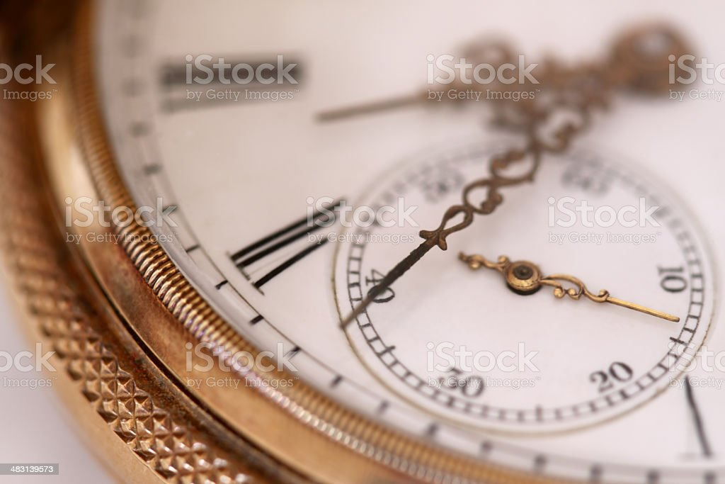 What Time is It? stock photo