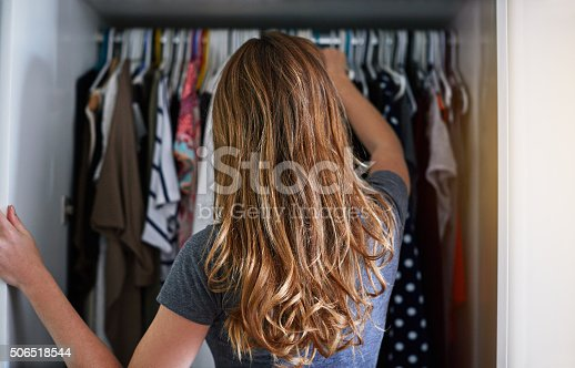 istock What to wear?! 506518544