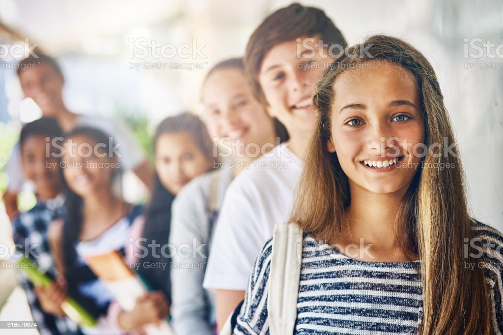 What will we learn today? stock photo