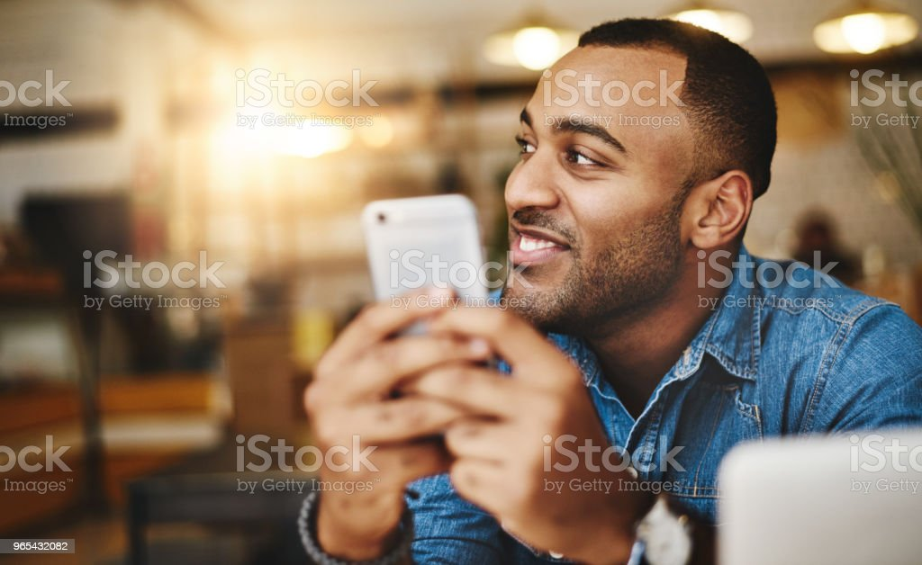 What would I do without my social connections? royalty-free stock photo