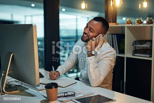 936117940 istock photo Whatever needs to get done he'll do it 1022048342