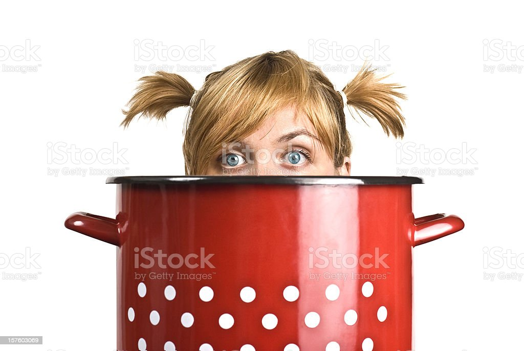 what's cookin'? stock photo
