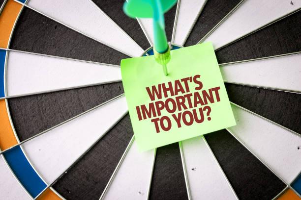 quel est important pour vous? - honnêteté photos et images de collection