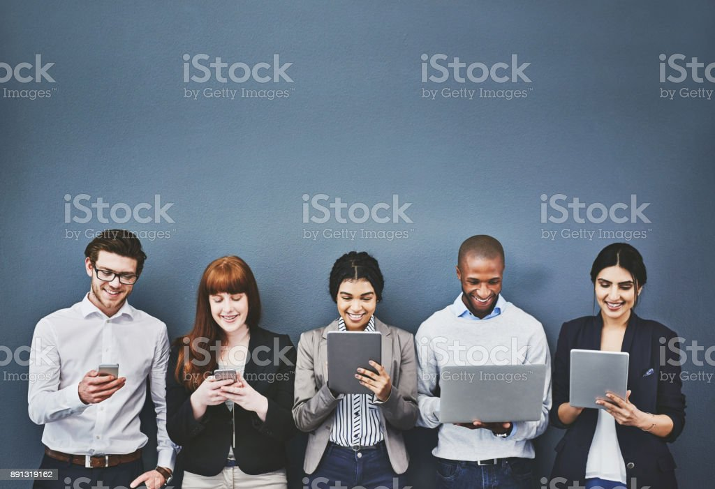 Whats in store for us on social media while waiting stock photo