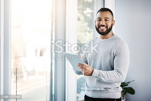 874813790 istock photo What's modern business without modern tech? 1061727342