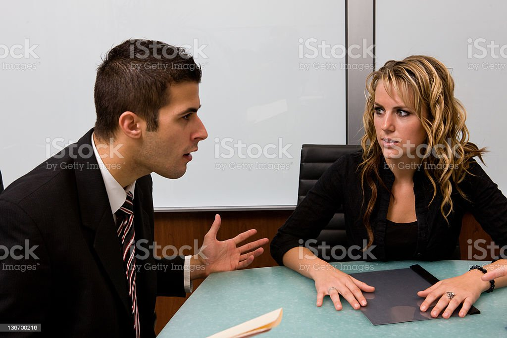What's The Deal royalty-free stock photo
