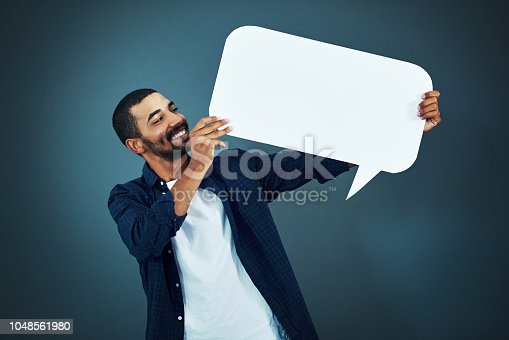 1048561866 istock photo What's the word? 1048561980