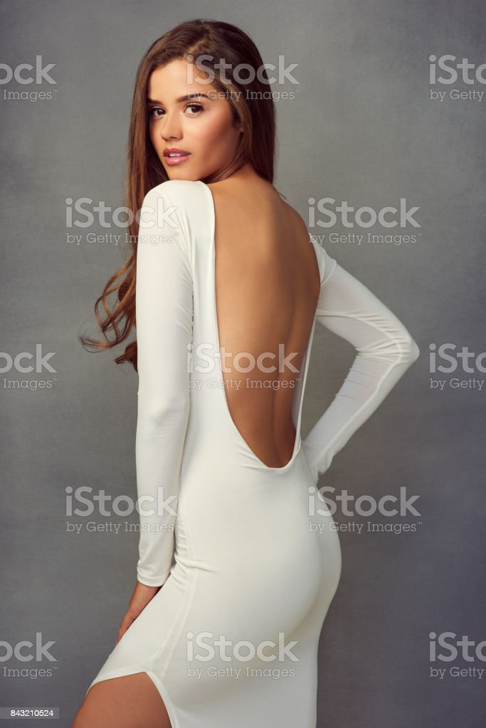 What's there not to admire? stock photo