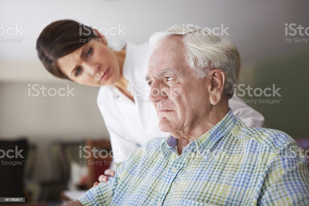 What's wrong? stock photo