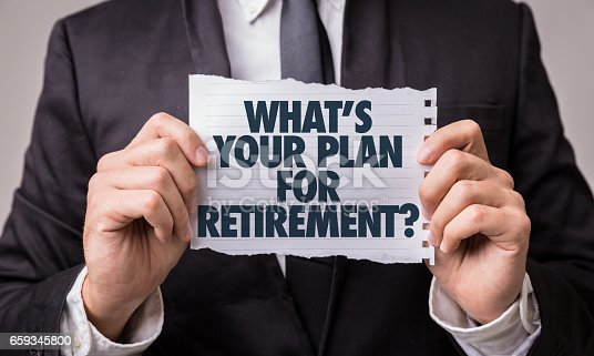 istock Whats Your Plan for Retirement? 659345800