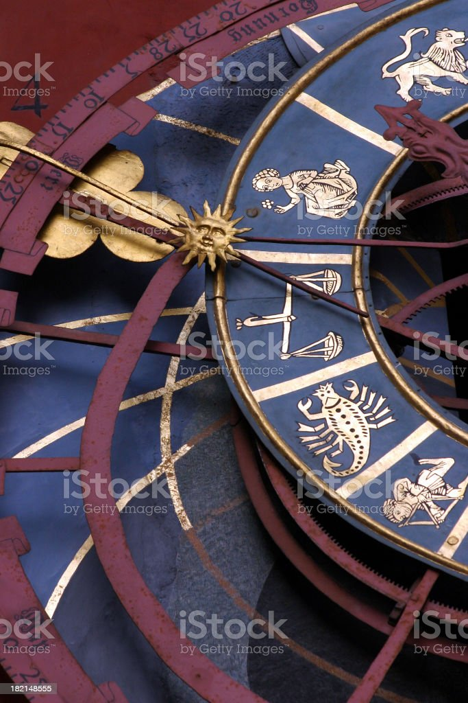 What's Your Sign? stock photo
