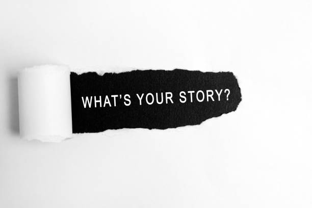 what's your story on torn paper - fairy tale stock pictures, royalty-free photos & images