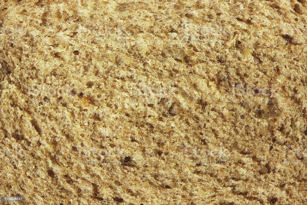 Wheat Bran Bread Grain Fiber stock photo