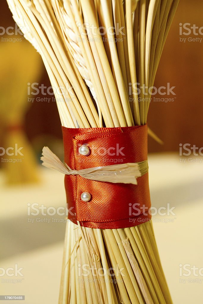 Wheat Harvest Bundle royalty-free stock photo
