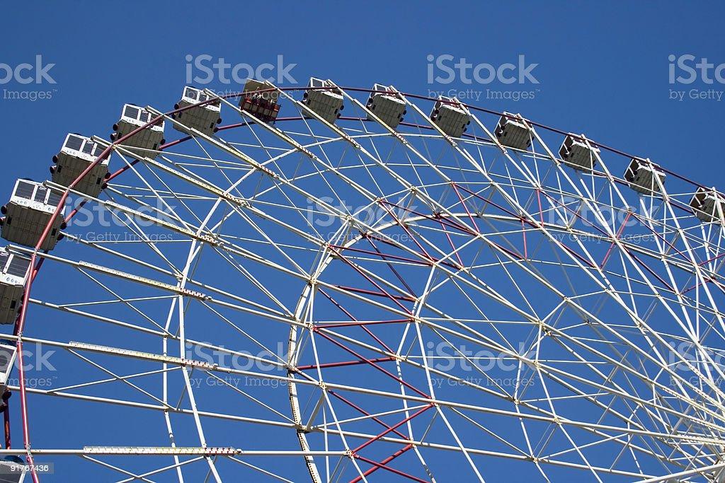 Wheel 5 royalty-free stock photo