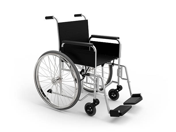 wheel chair - wheelchair stock photos and pictures
