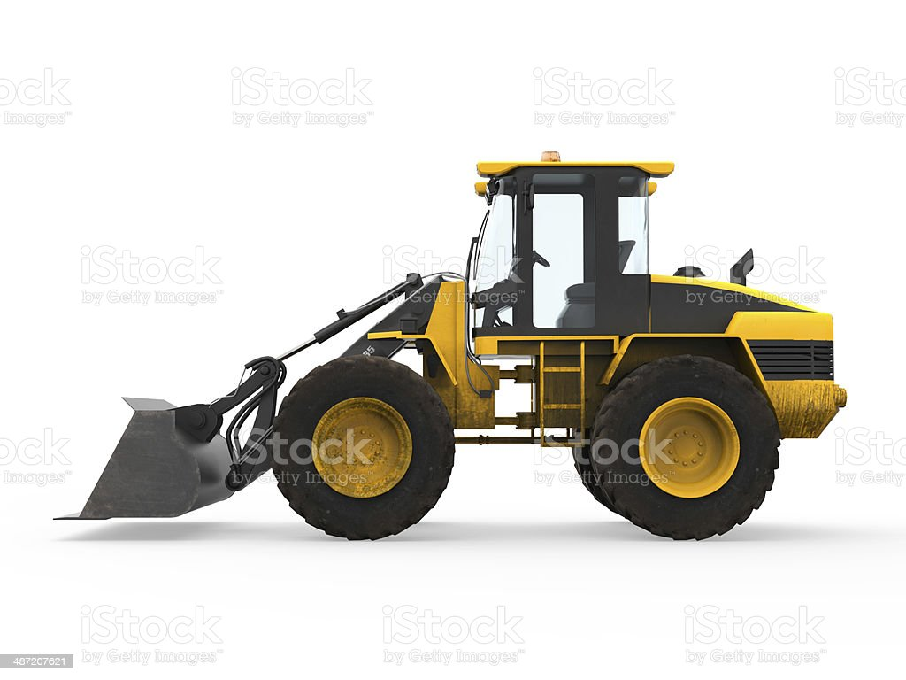 Rad-Lader Bulldozer – Foto