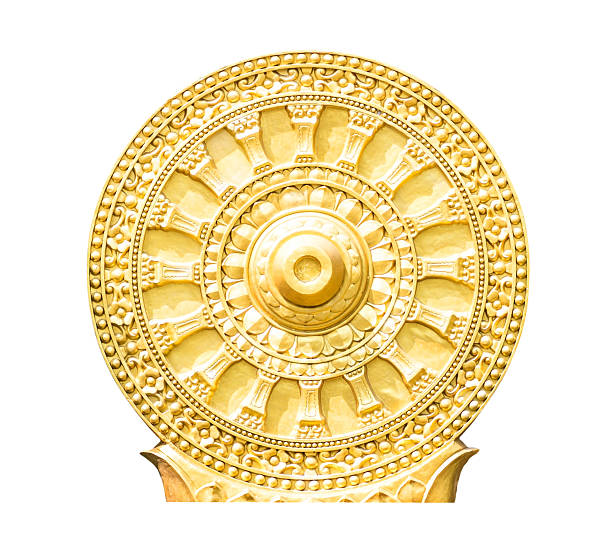 royalty free dhamma wheel pictures images and stock photos istock
