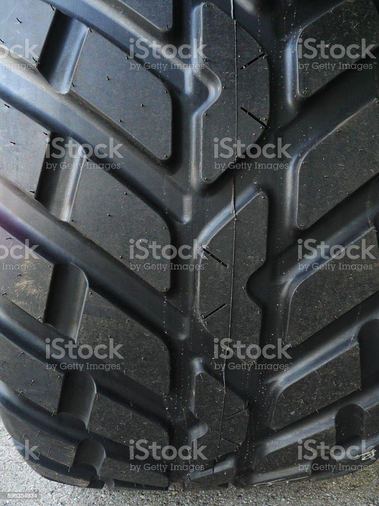 Wheel tire royalty-free stock photo
