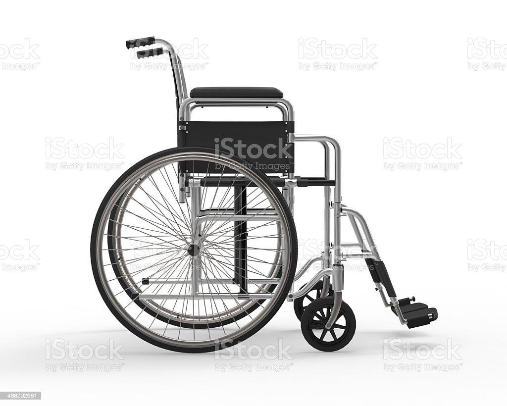 Aislado de ruedas - foto de stock