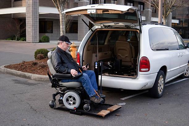 Image result for Wheelchair Van istock