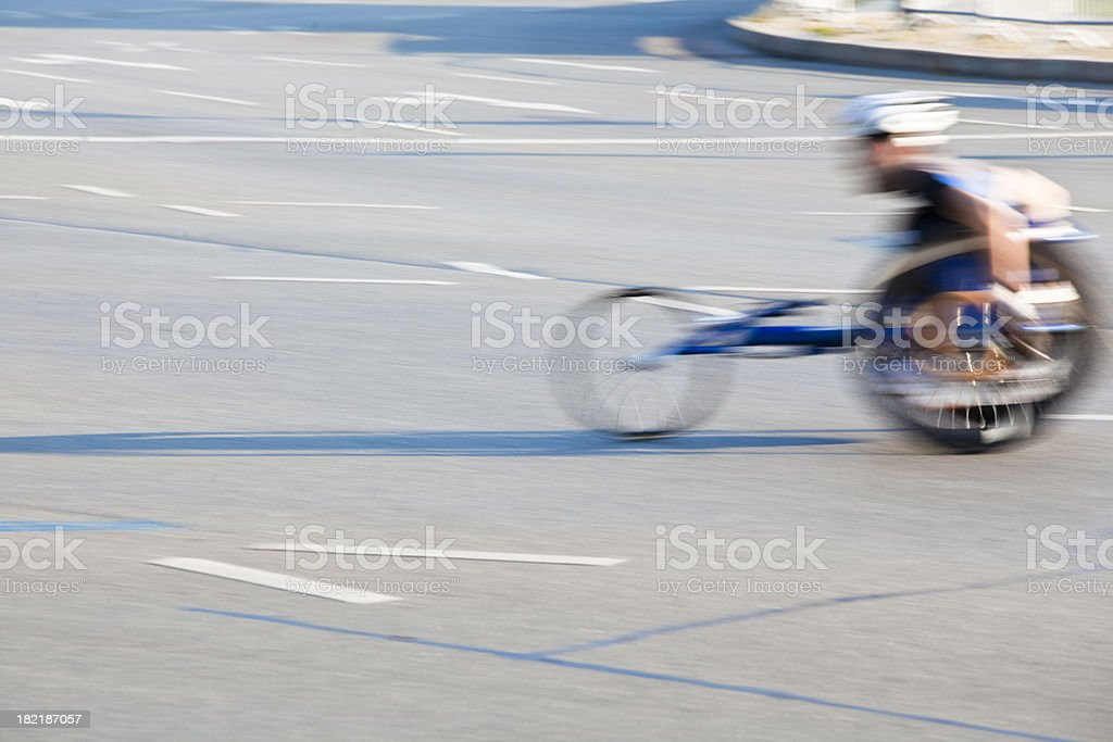Wheelchair stock photo
