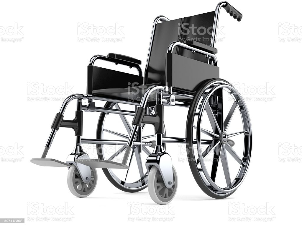 Delicieux Wheelchair Stock Photo